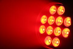RGB FLAT PARS 18x12 Watt