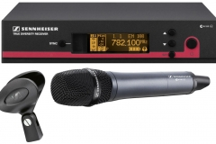 SENNHEISER EW100 G3 WIRELESS MIC